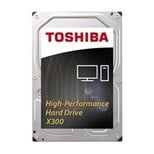 Toshiba (5TB) 7200rpm 3.5 inch SATA 6.0 Gb/s X300 Internal Hard Drive (Bulk)