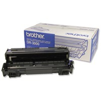 Brother Laser Toner Drum Unit (Yield: 20000 Pages) Black