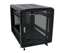 StarTech.com 12U Rackmount Server Case - Black