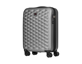 Wenger Lumen Polycarbonate Carry-On Case (Silver)