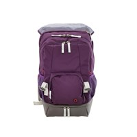 Wenger Jetty Polyester Backpack (Purple) for 16 inch Laptops