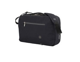 Wenger CityStep Polyester Laptop Case (Black) for 16 inch Laptops