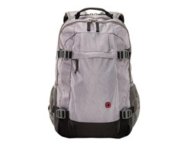 Wenger WaveLength Polyester Backpack (Alloy) for 16 inch Laptops