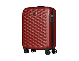 Wenger Lumen Polycarbonate Carry-On Case (Red)