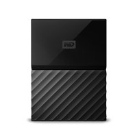 Western Digital WDBZGE0020BBK-WESN 2TB Mobile External Hard USB3.0