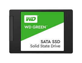 "Western Digital Green 480GB 2.5"" SATA III SSD"