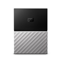 Western Digital WDBFKT0040BGY-WESN 4TB Mobile External Hard USB3.1