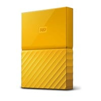 Western Digital My Passport 4TB Mobile External Hard USB3.0