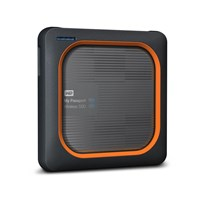Western Digital My Passpor 2TB Mobile External Solid State USB2.0