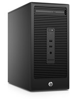 HP 280 G2 Microtower PC Core i3 (6100) 3.7GHz 4GB 500GB LAN Windows 7 Pro+Media Upgrade to Windows 10 Pro (HD Graphics 530)