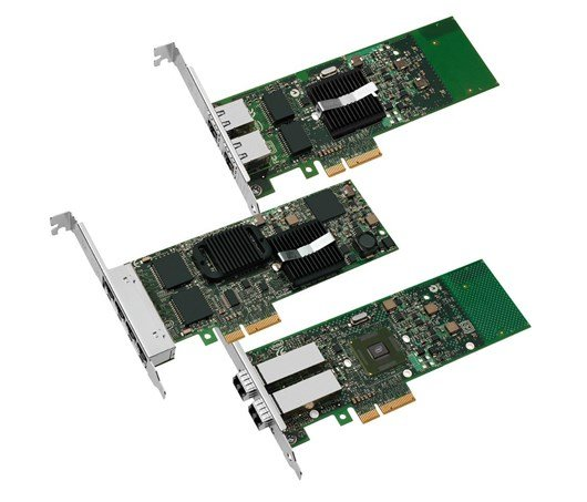 Intel ET PCI Express Gigabit Ethernet Adapter