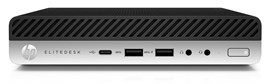 HP EliteDesk 800 G3 Desktop Mini PC Core i5 (7500) 3.4GHz 8GB 500GB LAN Windows 10 Pro 64-bit (HD Graphics 630)