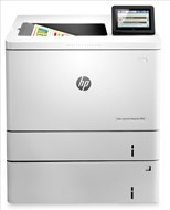 HP LaserJet Enterprise M553x (A4) Colour Laser Duplexer+Networked/NFC Printer 1GB 10.9cm Touchscreen LCD 38ppm (Mono) 38ppm (Colour) 80,000 (MDC)
