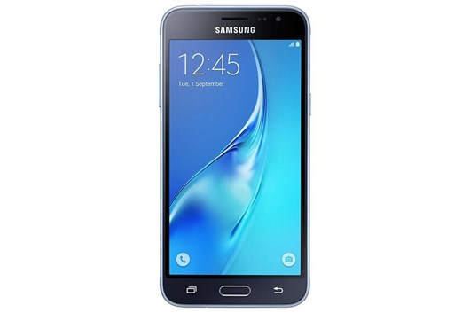 Samsung Galaxy J3 2016 (5 inch) 8GB 8MP Smartphone (Black)