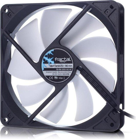 Fractal Design Silent Series R3 (140mm) Case Fan