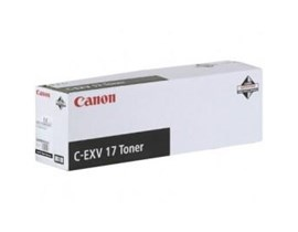 Canon C-EXV 17 Toner Cartridge Black 0262B002