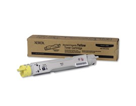 Xerox Yellow Standard Capacity Toner Cartridge