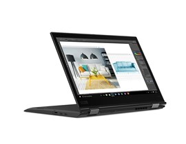 Lenovo ThinkPad X1 Yoga 3rd Generation (14 inch Multi-touch) Tablet PC Core i5 (8250U) 1.6GHz 8GB 256GB SSD WLAN WWAN BT Webcam Windows 10 Pro 64-bit (Intel UHD Graphics 620) Black
