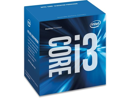 Intel Core i3 7100 3.9GHz Dual Core CPU
