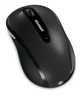 Microsoft Wireless Mobile Mouse 4000 BlueTrack USB