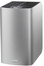 WD My Book Thunderbolt Duo 3.5 inch 8TB Dual-Drive Storage System (External)