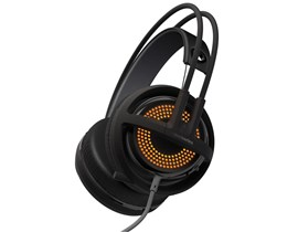 SteelSeries Siberia 350 Gaming Headset with Microphone (Black/Grey)