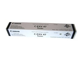 Canon C-EXV 47 (Yield: 19,000 Pages) Black Toner Cartridge