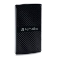 Verbatim VX450 256GB Mobile External Solid State External in Black