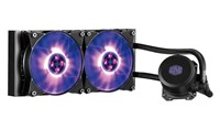 Cooler Master MasterLiquid ML240L RGB All-In-One Liquid CPU Cooler