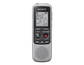 Sony ICD-BX140 (4GB) Digital Voice Recorder with MP3/HVXC Recording/Playback