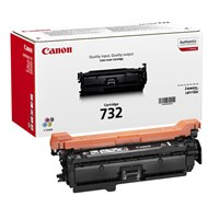Canon 732 (Yield: 6,400 Pages) Cyan Toner Cartridge