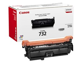 Canon 732 (Yield: 6,400 Pages) Yellow Toner Cartridge