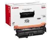 Canon 732 (Yellow) Toner Cartridge (Yield 6,400 Pages)