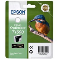 Epson Kingfisher T1590 UltraChrome Hi-Gloss2 Gloss Optimiser Ink Cartridge