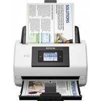 Epson WorkForce DS-780N (A4) Networked Business Scanner