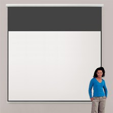 Metroplan Eyeline (2250mmx3000mm) Video 4:3 Design Electric Projection Screen