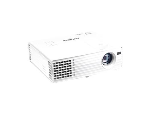 Hitachi CP-DH300 Projector 2000:1 3000 Lumens 1920 X 1080