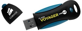 Corsair Flash Voyager V2 128GB USB 3.0 Drive