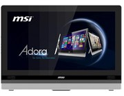 MSI Adora24 (23.6 inch MultiTouch) All-In-One PC Pentium (2020M) 2.4GHz 4GB 500GB