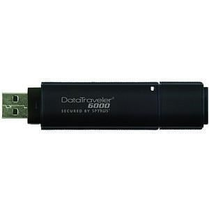 Kingston DataTraveler 6000 4GB USB Drive - USB 2.0
