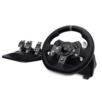 Logitech G920 Driving Force Gaming Wheel for Xbox One and PC