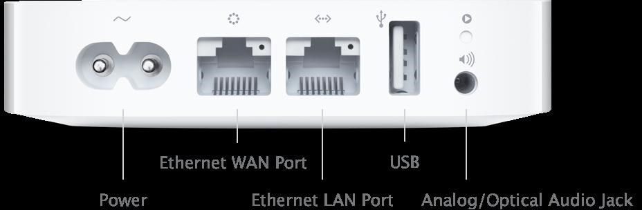 Apple Airport Express Power Cable
