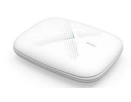 ZyXEL Multy WSQ50 AC3000 Tri-Band Wi-Fi System (White)