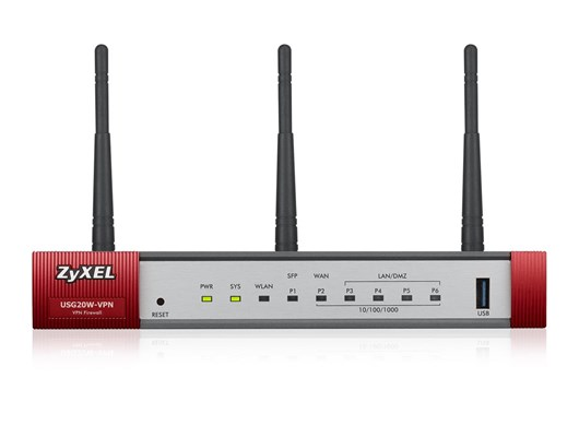ZyXEL USG20W Router