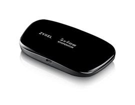 ZyXEL WAH7608 4G LTE Portable Router
