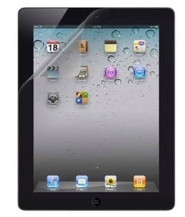 Belkin TrueClear Transparent Overlay for iPad 3