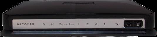 Netgear N750 Wireless Dual Band Gigabit Router WNDR4300