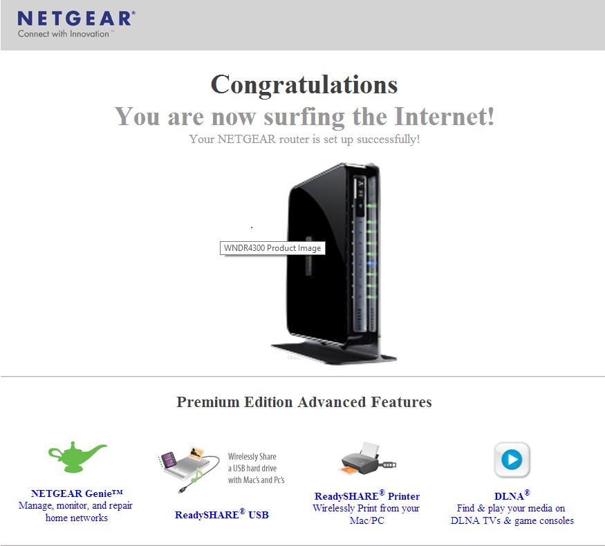 Netgear N750 Wireless Dual Band Gigabit Router WNDR4300 Review | CCL