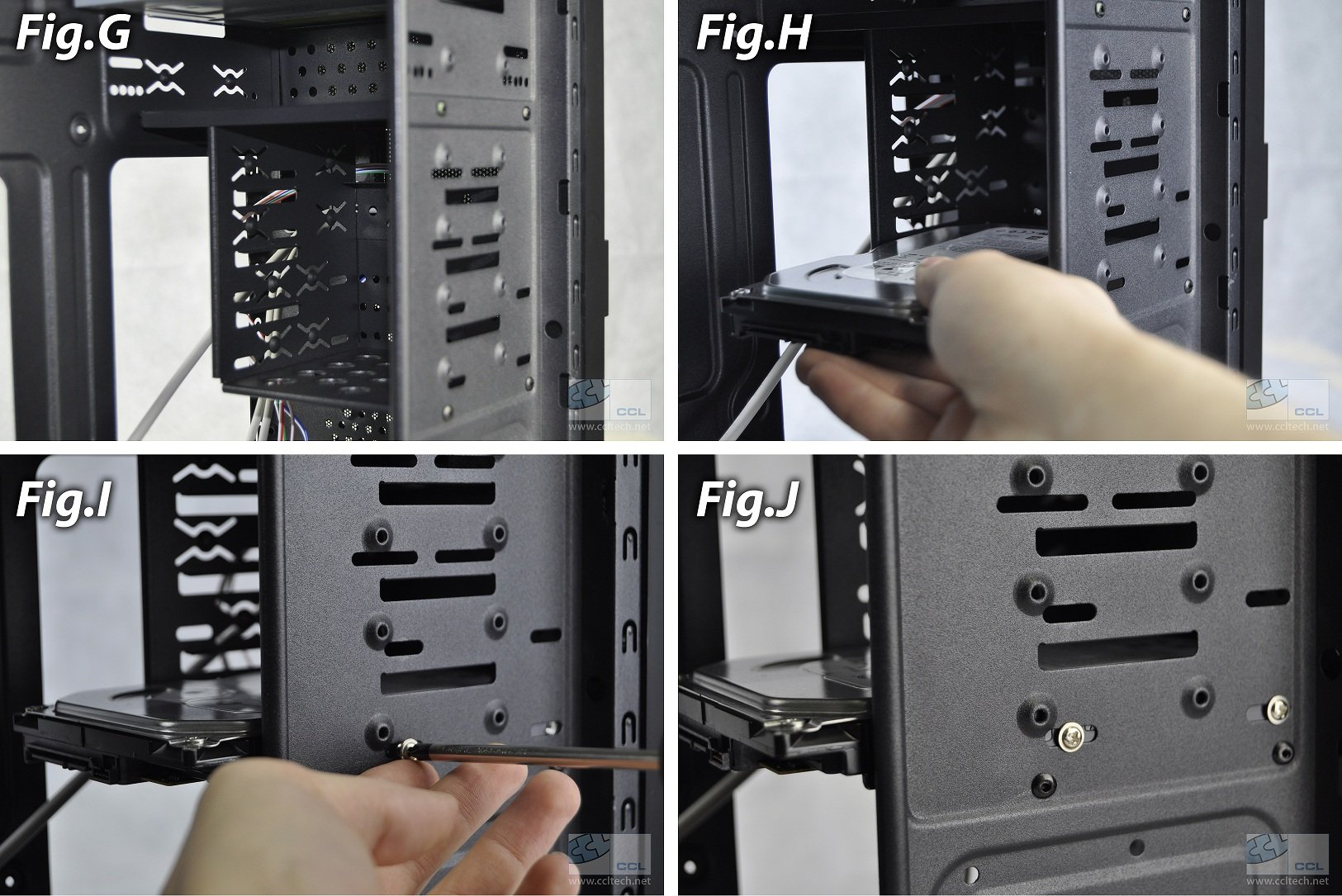 Computer Assembly Guide Part 4 How To Fit And Connect An