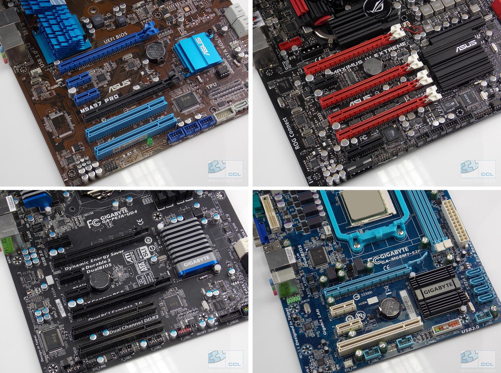 motherboard slots